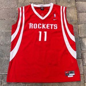 "Vintage Nike Houston Rockets ""Yao Ming"" Jersey"